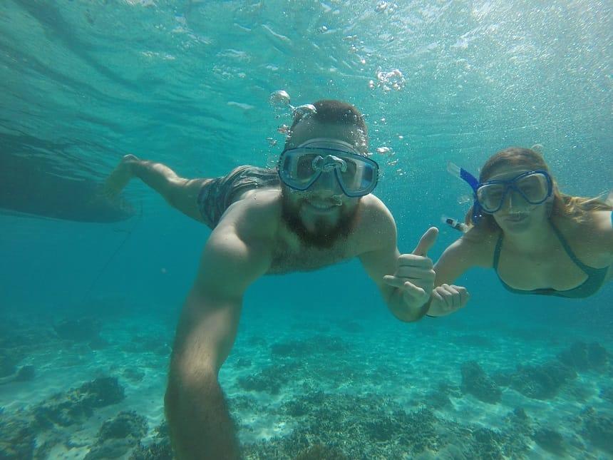 Snorkelen in de Gili's