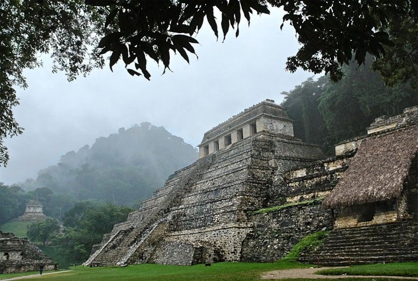 Tempels Palenque