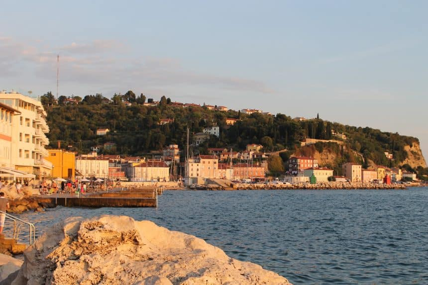 Highlights Slovenië: Piran