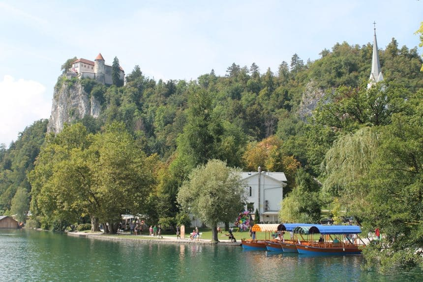 Highlights Slovenië: Lake Bled