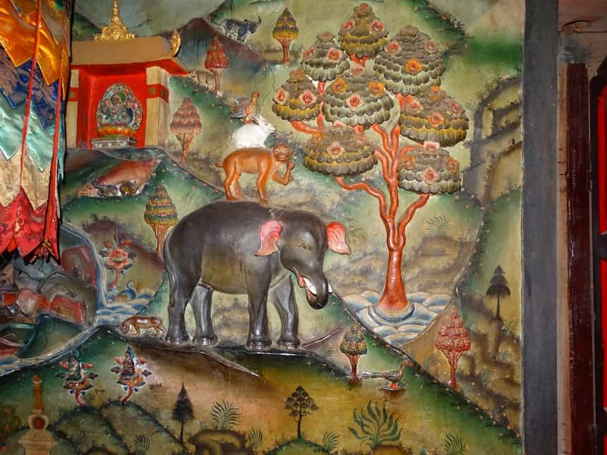Bartsham: Chador Lhakhang