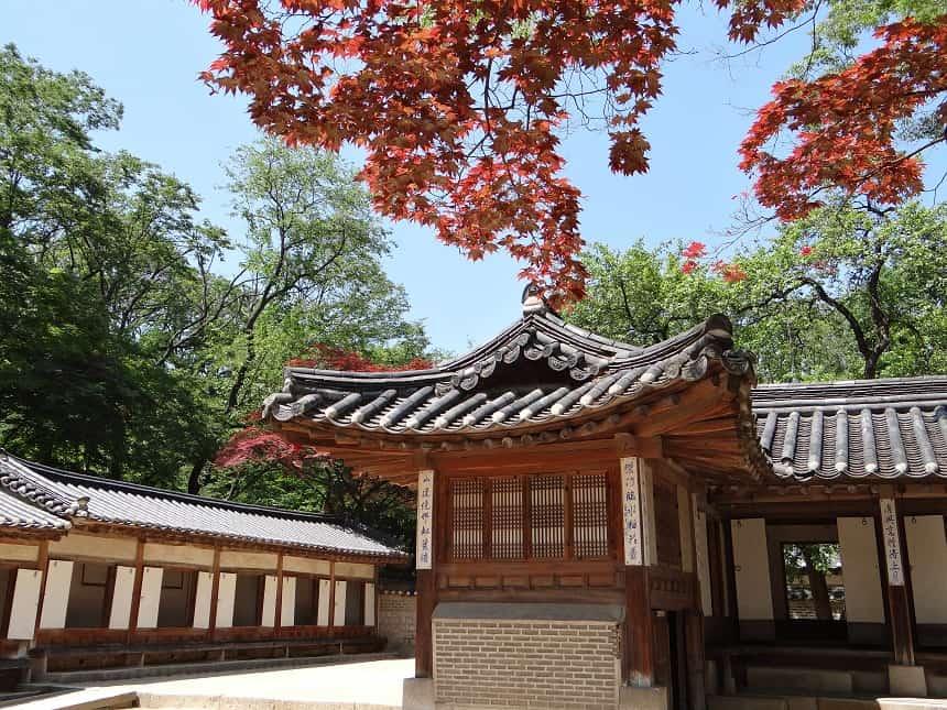 Changdeaokgung paleis
