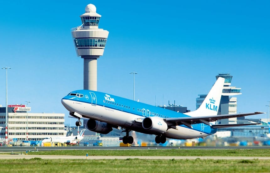 KLM Schiphol
