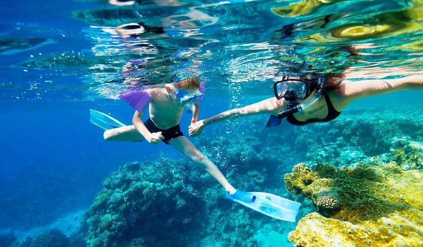 Mexico snorkelen
