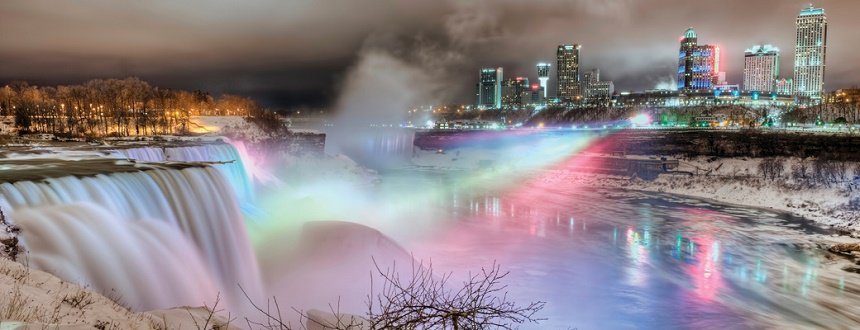 Niagara Icewine Festival in Canada