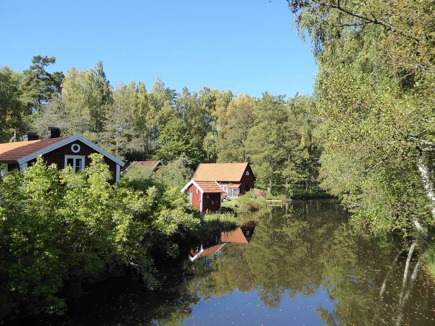 Museumdorpje Körro is een levendige plaats langs het emigrantenpad