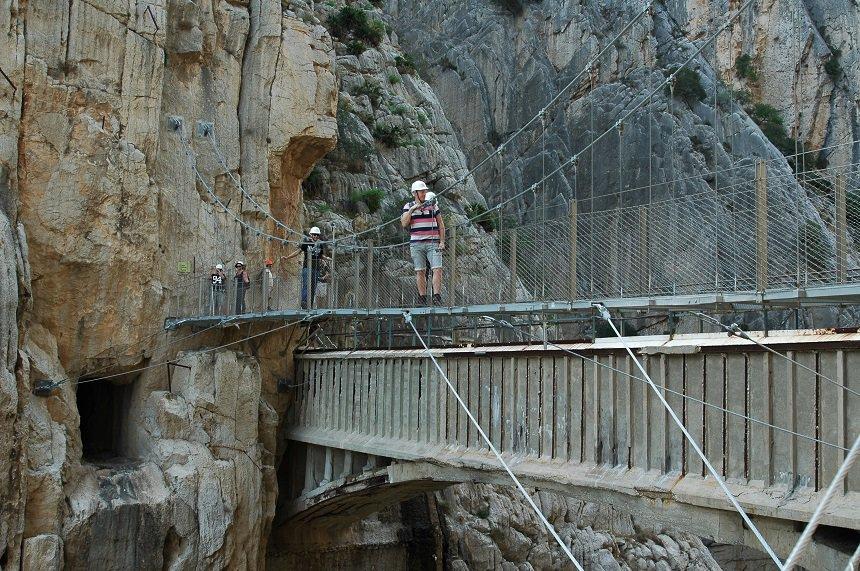 hangbrug-caminito-del-rey