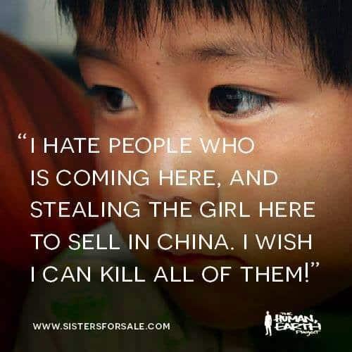 mensenhandel Vietnam