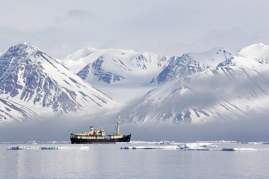 De Noordpool-route