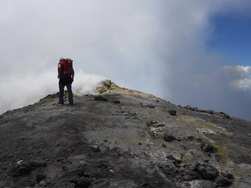 Etna beklimmen