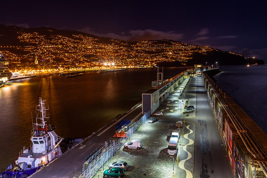 Haven, Funchal, Madeira, Portugal