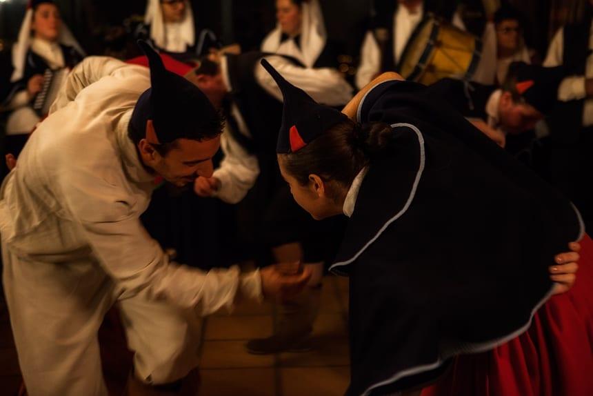 Folkloristisch dansen, Madeira, Portugal