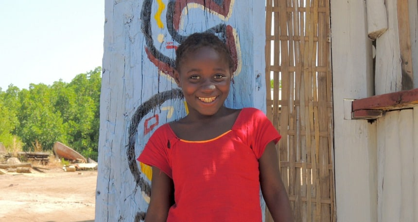 Gambia - de smiling coast of Africa.