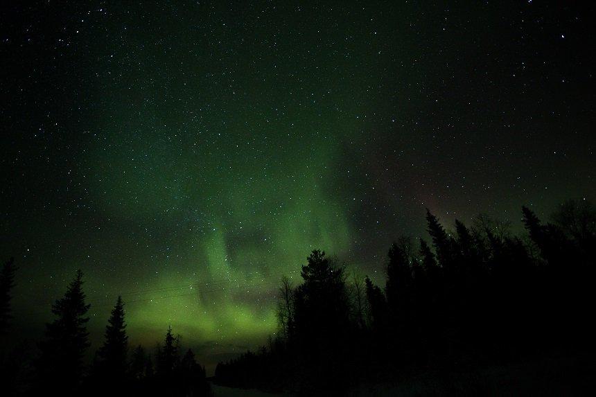 Kleuren van het Noorderlicht