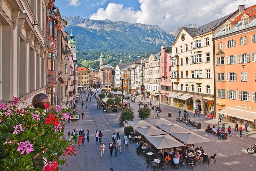 Innsbruck - Reishonger