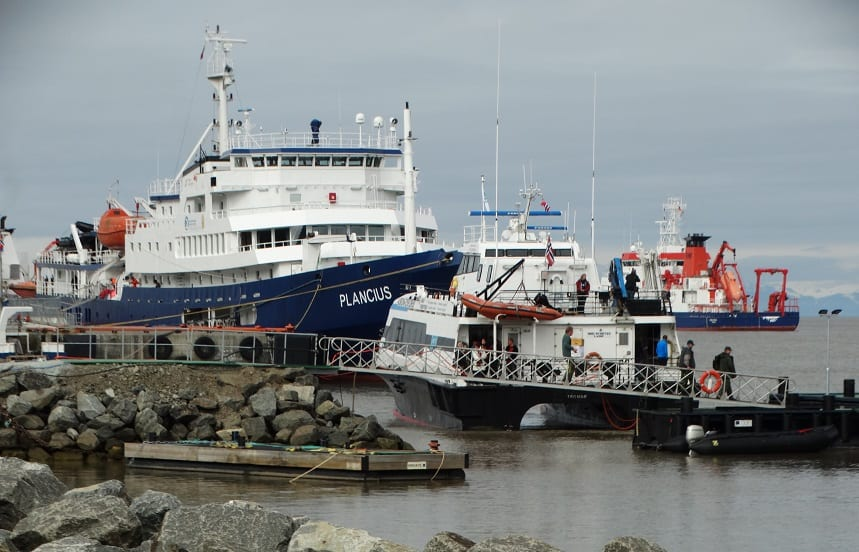 Bootreis rond Spitsbergen