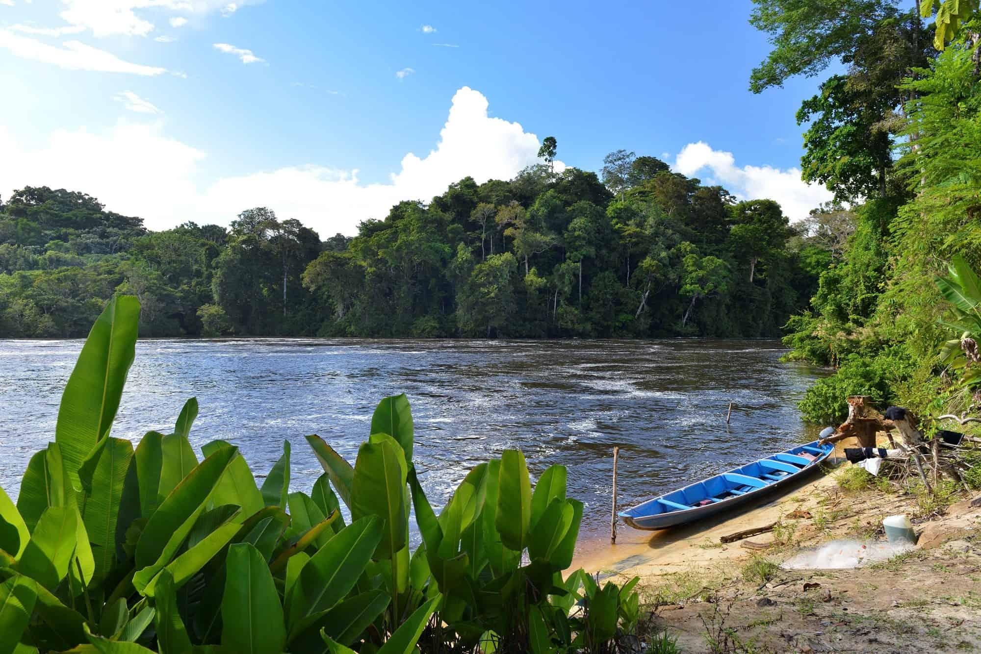 Suriname met TUI