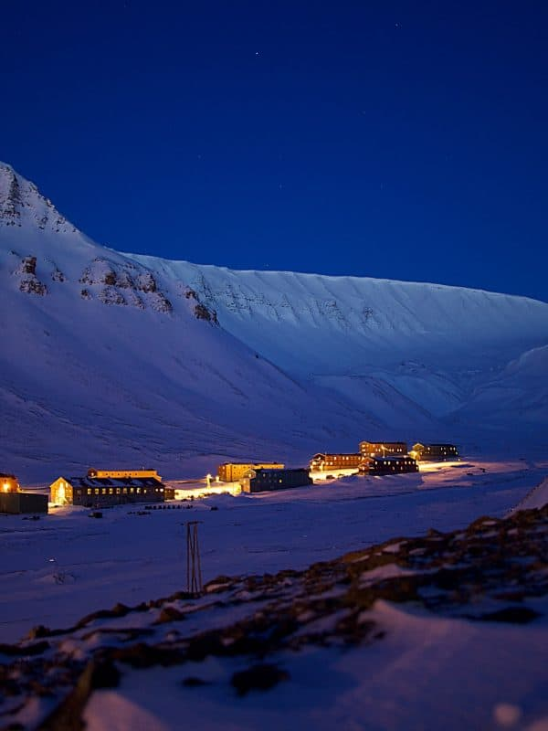 Winter in Spitsbergen (credits: Marcela Cardenas)
