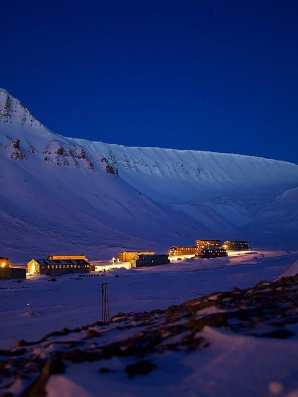 Winter in Spitsbergen (credits: Marcela Cardenas)