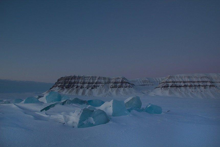het Arctisch gebied