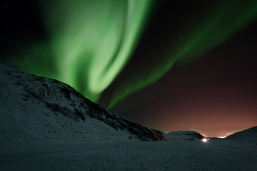 bucketlist spitsbergen noorderlicht