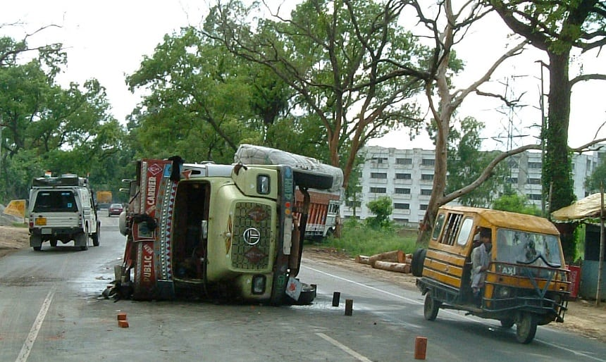 Ongeval India