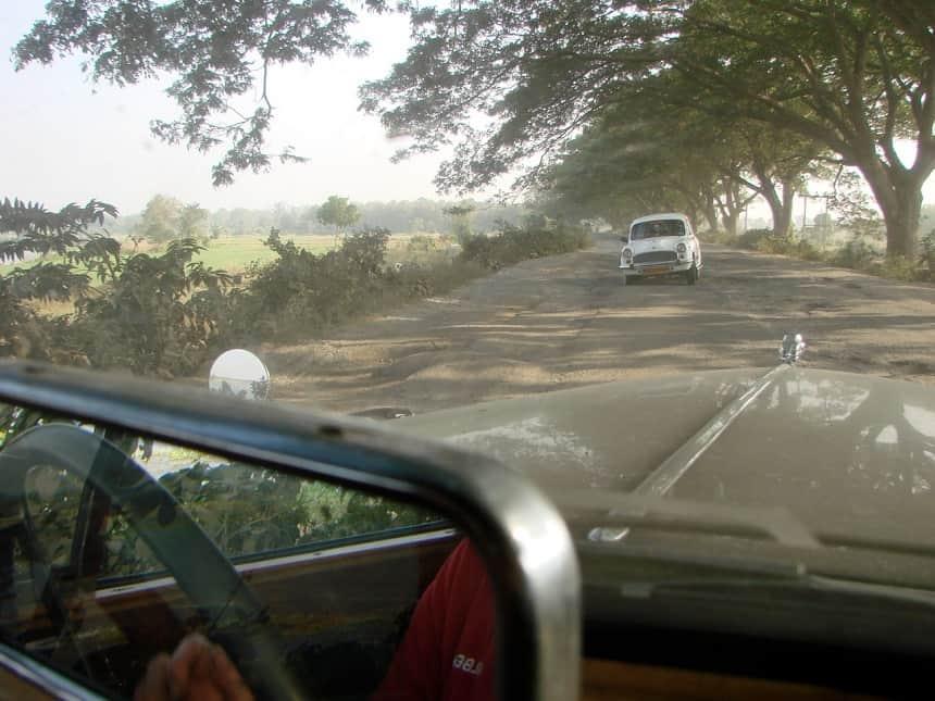 Potholes India
