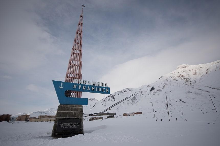 bucketlist spitsbergen Pyramiden