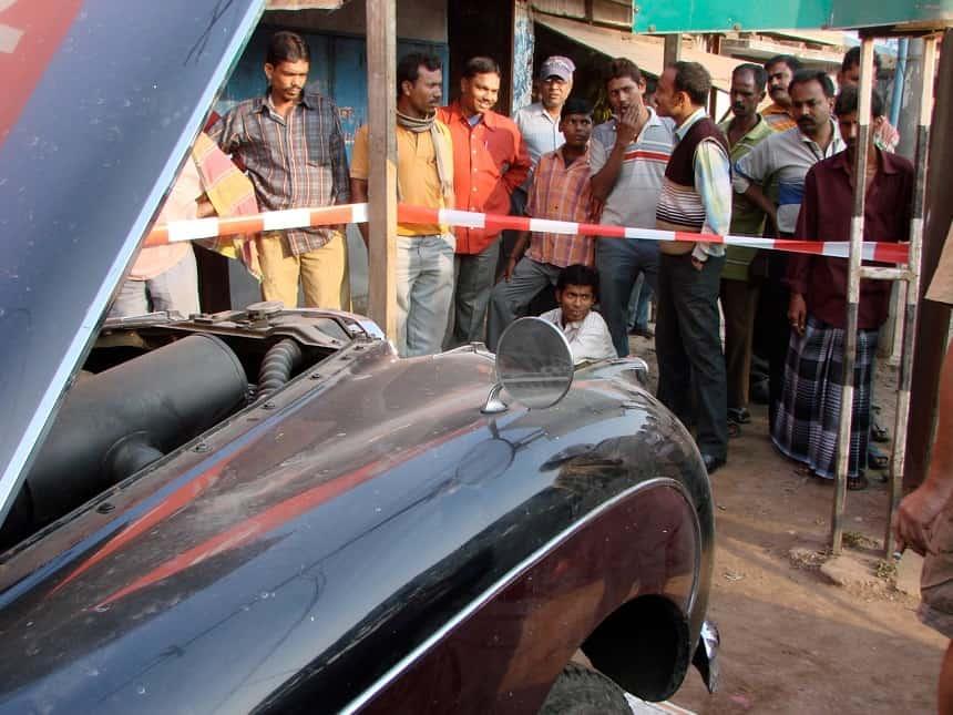 Reparatie auto India