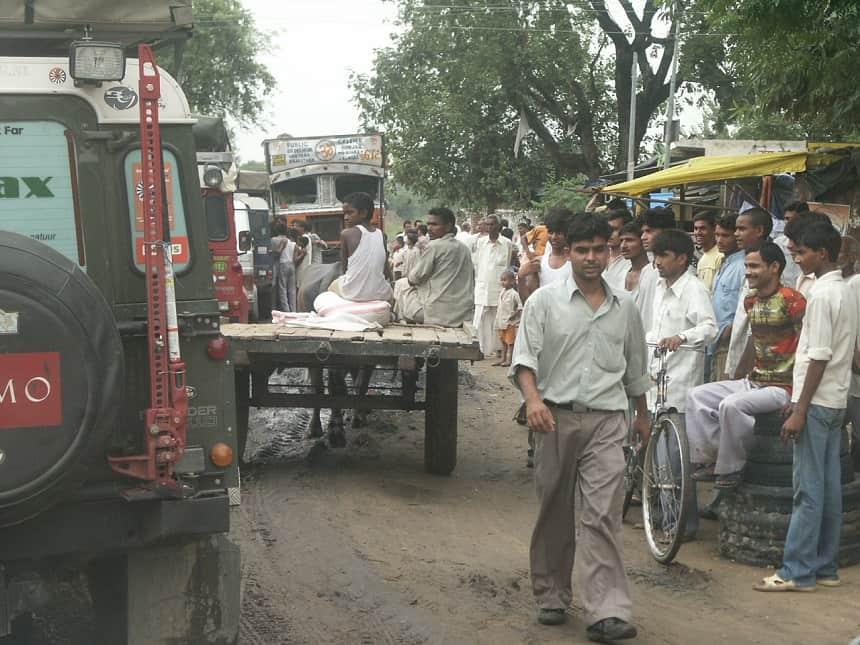 Verkeer India