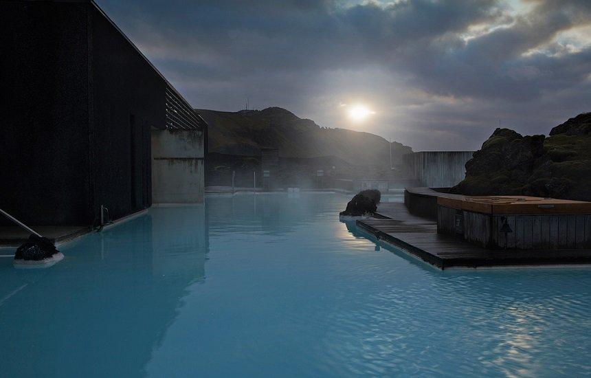 Gezond eten, ontspan en geniet in een van de vele natuurlijke hot springs