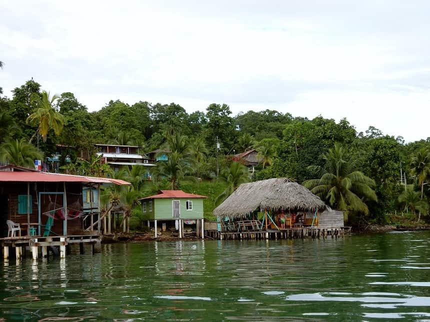Panama heeft honderden eilanden