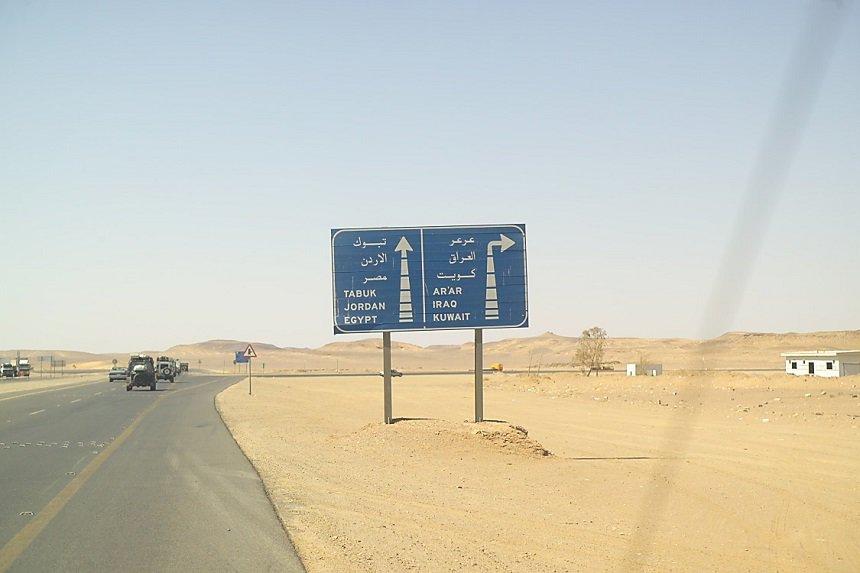 de-2000-km-door-saudi-arabie-leken-wel-een-militaire-operatie