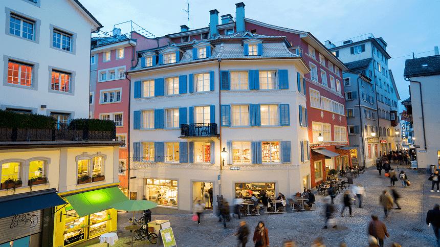 Marktgasse hotel in Zurich