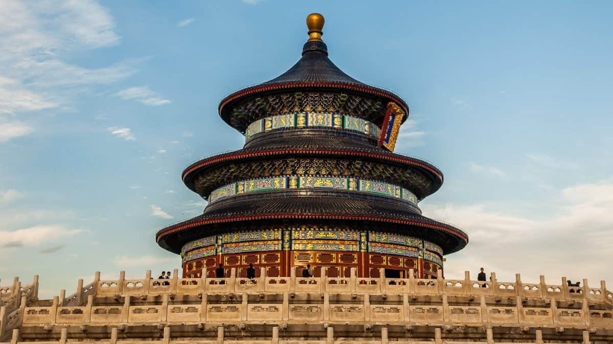 Ontwikkeling China