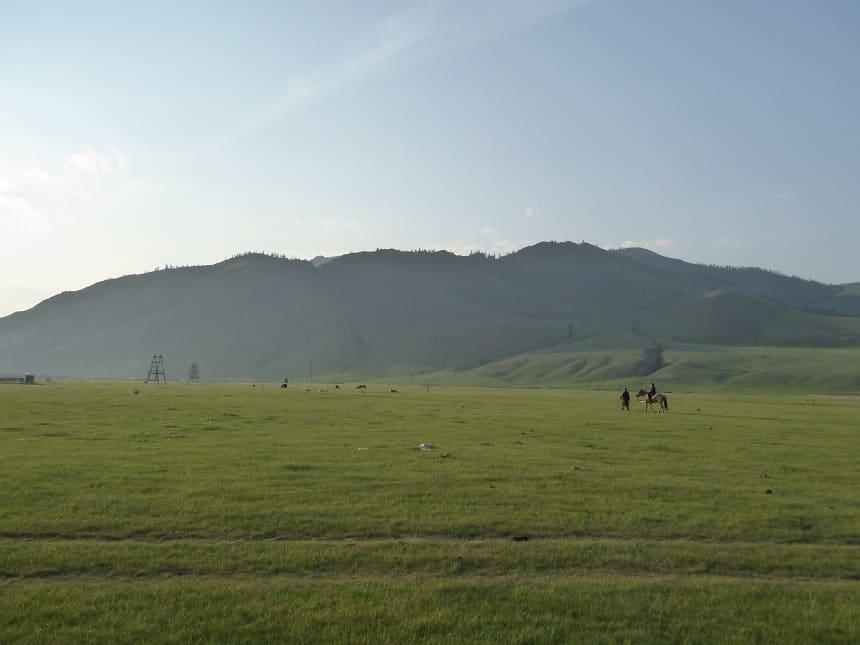 Terelj Nationaal Park