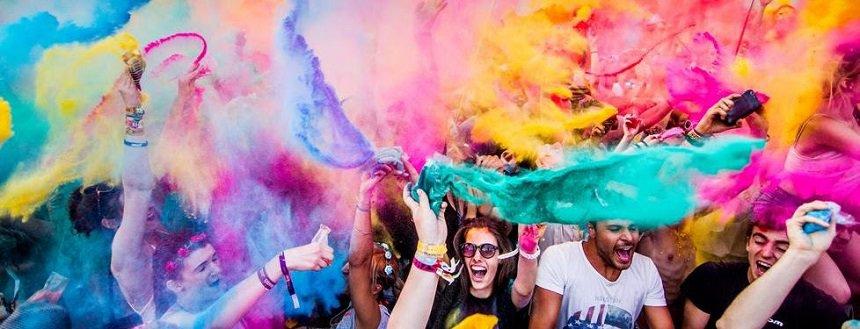 De festivalvakantie voor jongeren wordt volwassen.
