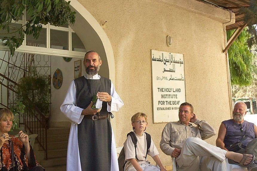 Ons project in Jordanië: hulp aan het doven-instituut, een van oorsprong zeer succesvol Nederlands project