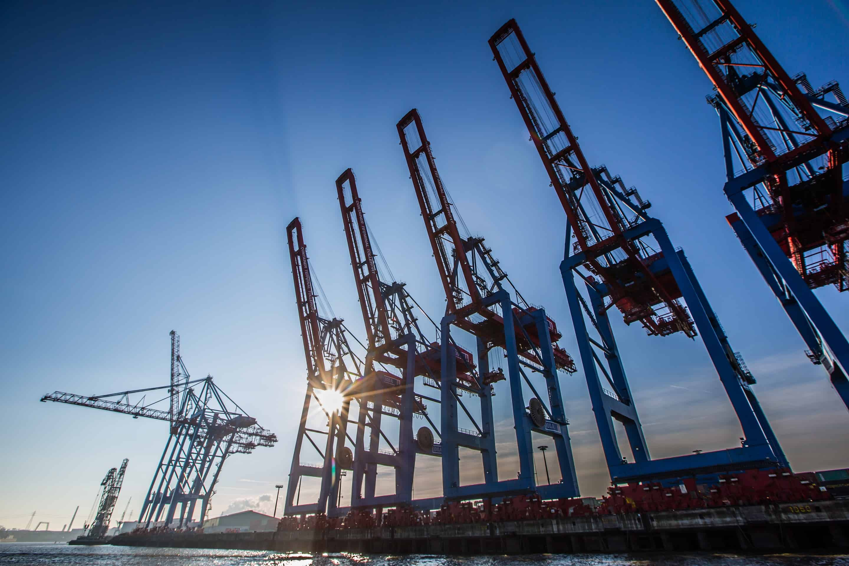 Havenindustrie Hamburg
