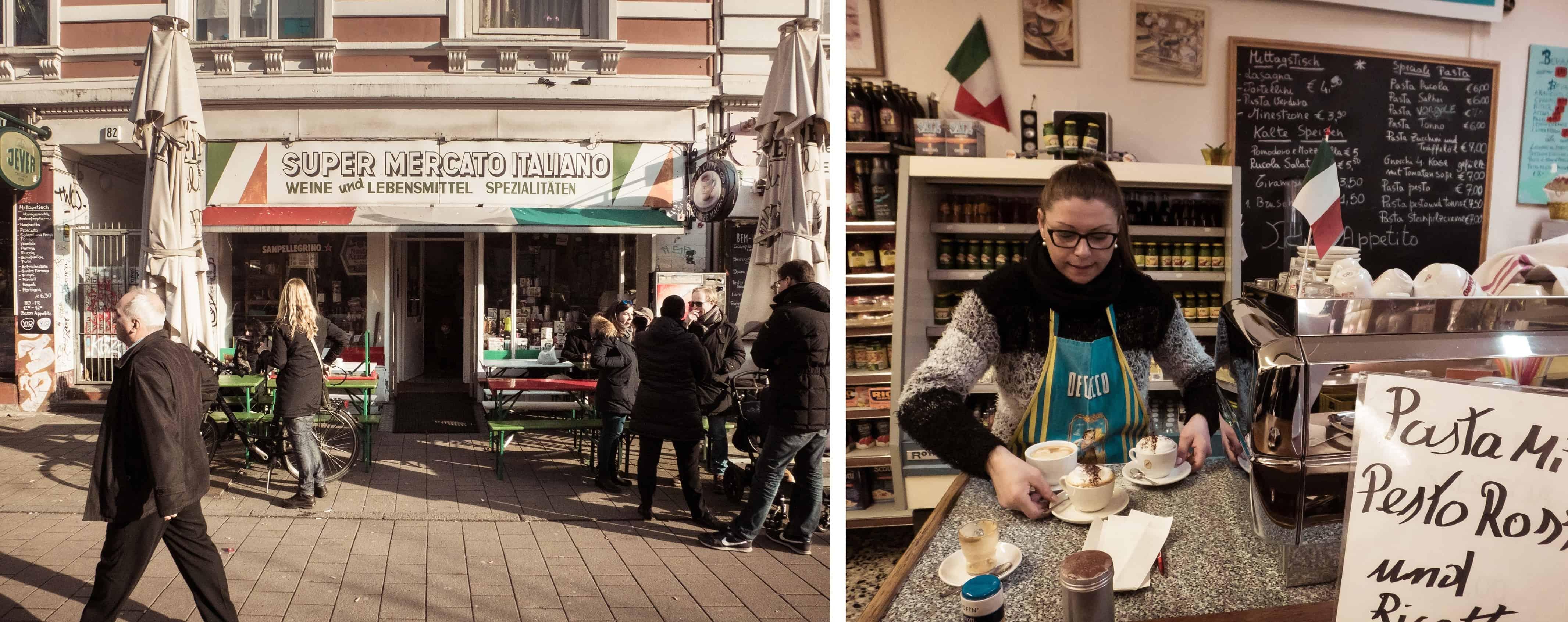 Super Mercato Italiano Hamburg
