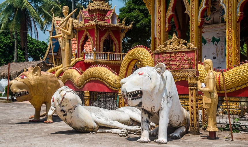 Boeddhisme en hellehonden