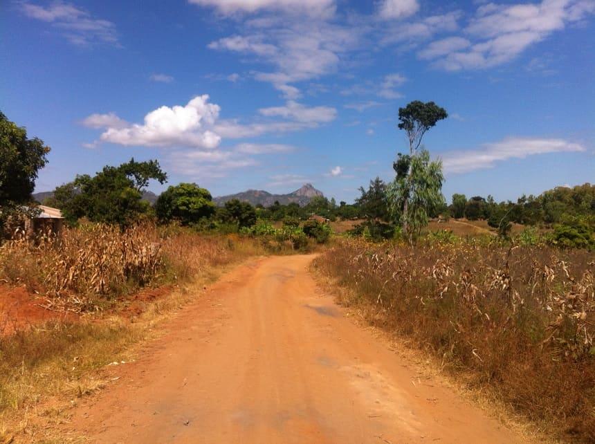 Prachtige natuur in Malawi