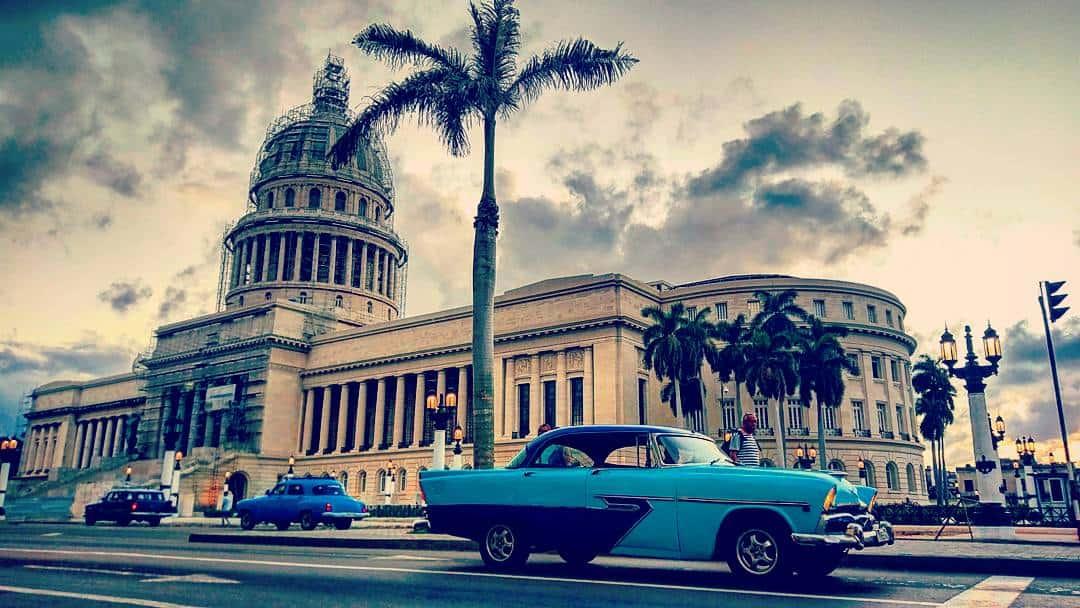 Het Capitol in Havana