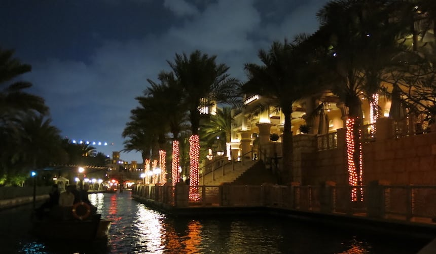 Jumeirah Dubai Reishonger