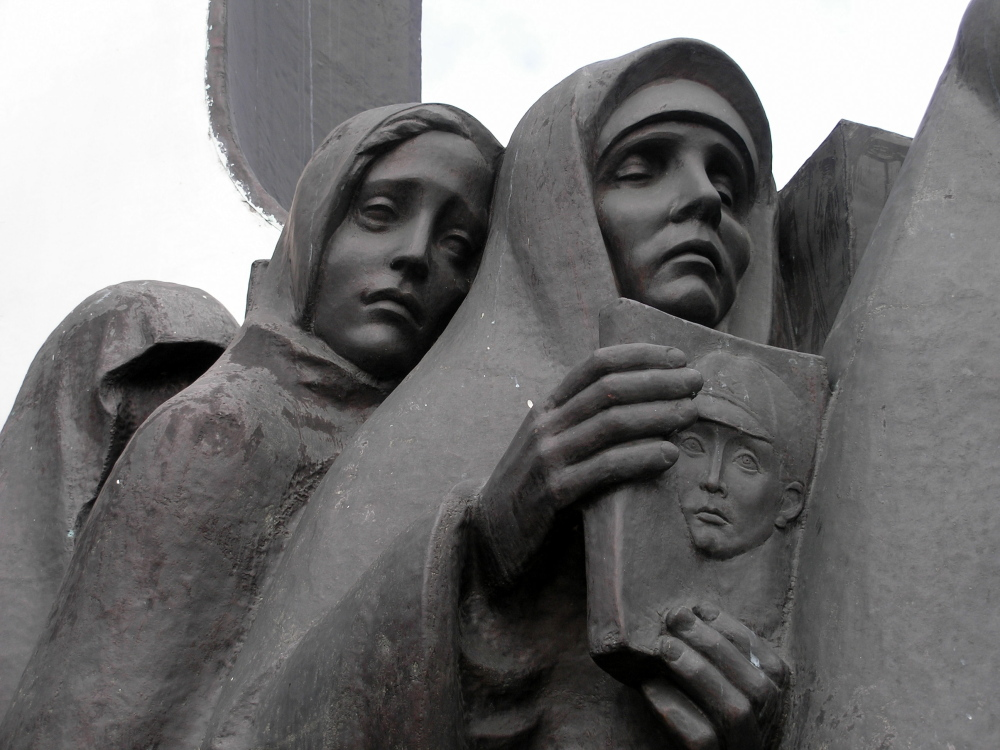 Monument Tweede Wereldoorlog Minsk