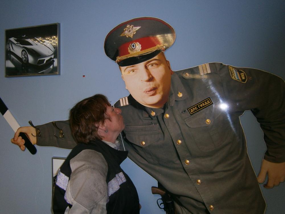 Russische politie