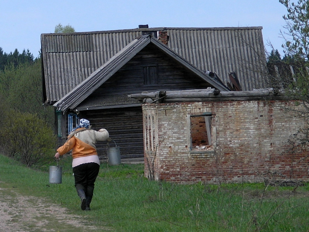Waterput Rusland