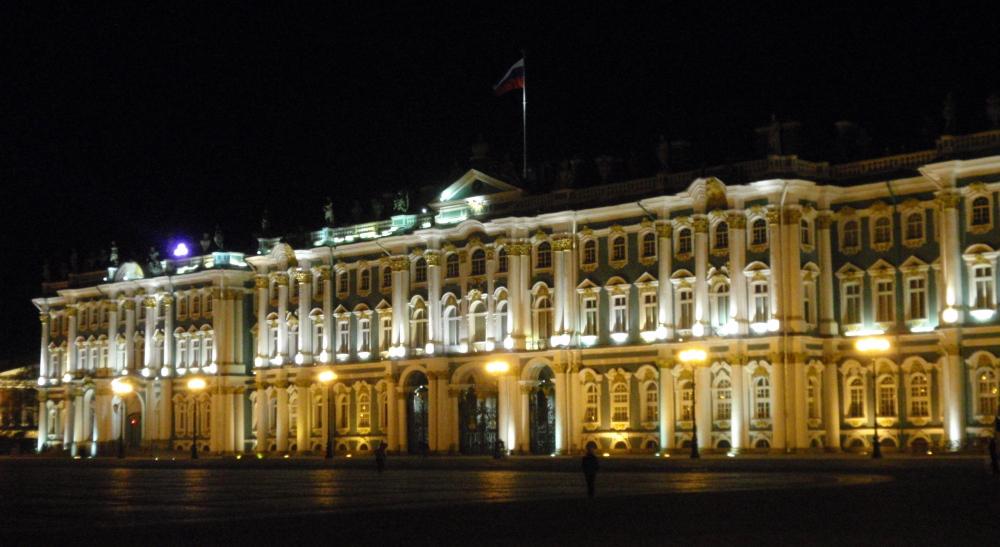 Nachttour Sint-Petersburg