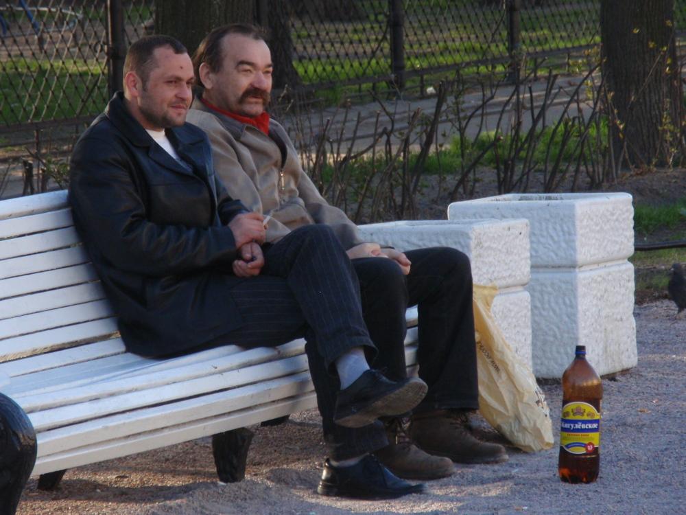 Drankgebruik in Rusland