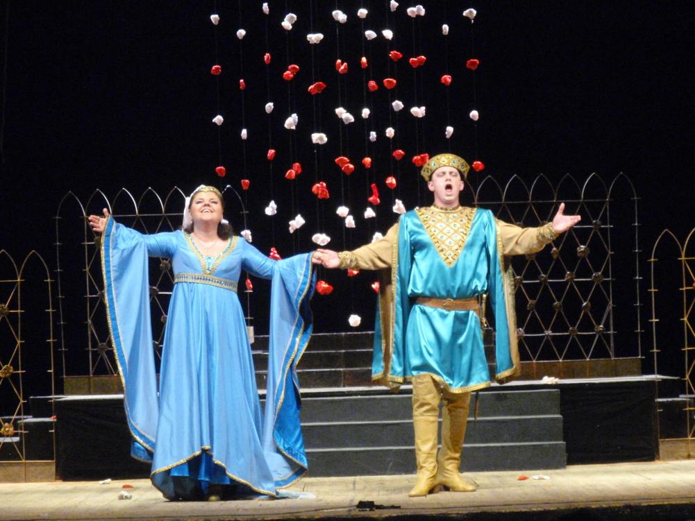 Avondje opera in Rusland